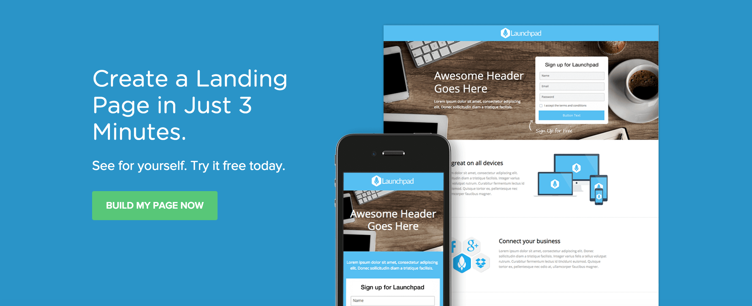 Tools For High Conversion Landing Pages Blog - High converting landing page templates